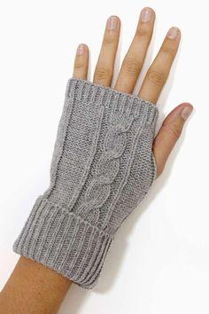 Handle It Fingerless Gloves