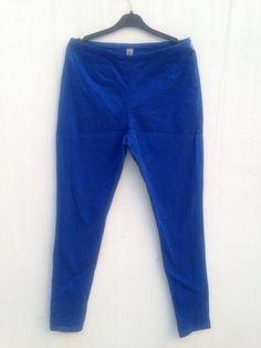 Pantalon Azul Klein