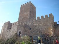 Castillos Españoles: CASTILLO DE BANYERES DE MARIOLA - ALICANTE