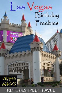 Birthday Freebies In Las Vegas (Vegas Hacks). This article shares money-saving tips for where to get free stuff on your birthday in Las Vegas, Nevada. Birthday freebies = Better birthday celebration + Save money. Free birthday offers. Birthday promotions. Travel Tips. Travel guides. Restaurants. Coupons. Cheap food. Free dessert. Birthday party planning. Las Vegas Strip. Birthday In Las Vegas, It's Your Birthday, Free Birthday Gifts, Birthday Treats, Usa Travel Guide, Travel Info, Travel Usa, Travel Guides, Travel Tips