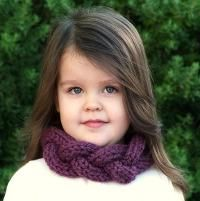 The Rapunzel Cowl by CreatiKnit - via @Craftsy