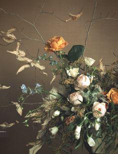autumn arrangement   florals saipua