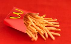 McDonalds That Serves Only Fries To Open...