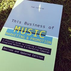 This Business of Music Marketing and Promotion  -Read this  for marketing of the arts class. Lot of good information!!