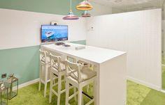 Sala Mediterráneo. Oficinas de CBRE España.  Workplace, diseño, arquitectura, oficinas, offices, architecture, design