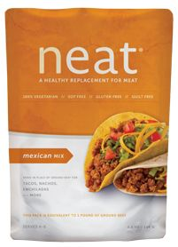 Neat Vegan Mix - Mexican Style #vegan