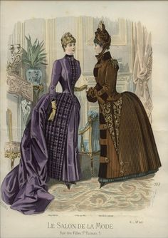 Le Salon de la Mode 1886