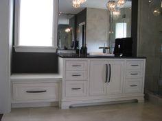 custom bathrooms by Wesley Ellen