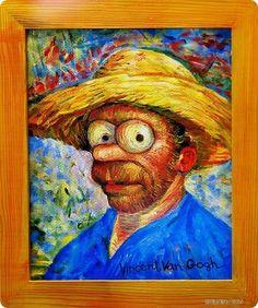 Vincent Van Homer