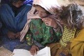 Educating women defies taliban edict