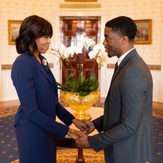Black Panther 2018, Black Panther Marvel, Jackie Robinson, King T, Black Panther Chadwick Boseman, Barack And Michelle, Smart Girls, My Black Is Beautiful, Held