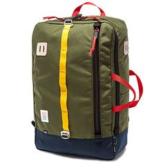 For a hike-in cabin overnight in the Rockies - Best Luggage for Every Trip - Sunset