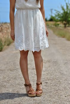 http://www.you-arethe-one.com/ #robe #chaussures @Pimkie