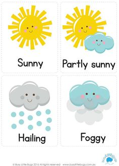 If you are a teacher or child educator, then Im sure you know all about weather charts! This is a new product for us, and comes with