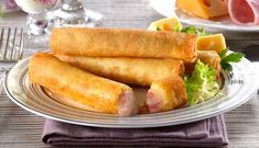 Νόστιμες φλογέρες με καπνιστή γαλοπούλα & τυρί κρέμα!