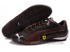http://www.jordannew.com/womens-puma-ferrari-in-black-brown-lastest.html WOMEN'S PUMA FERRARI IN BLACK/BROWN LASTEST Only 72.79€ , Free Shipping!