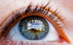 World Through Her Eye by shioshvili #Photography #Eye