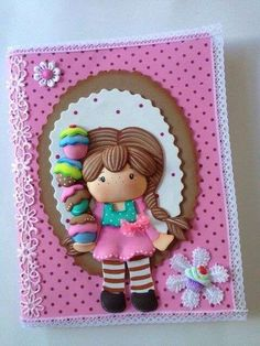 Foam Crafts, Diy And Crafts, Crafts For Kids, Paper Crafts, Decorate Notebook, Foam Sheets, Cold Porcelain, Clay Creations, Craft Fairs