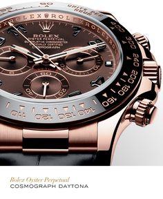 The Rolex Cosmograph Daytona Dream Watches, Fine Watches, Cool Watches, Rolex Watches, Oyster Perpetual Cosmograph Daytona, Rolex Cosmograph Daytona, Rolex Daytona, Luxury Watches For Men, Audemars Piguet