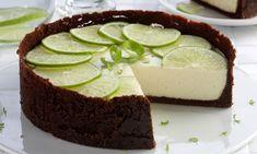 Jednoduchá Citrónovo / limetková torta