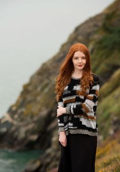 Photographer Travels Around The World To Capture The Incredible Beauty Of Red Hair, Photographs More Than 130 Redheads. Woow - Beauty of Planet Earth Beautiful Red Hair, Beautiful Redhead, Rarest Hair Color, Red Hair Woman, Strawberry Blonde Hair, Natural Redhead, Natural Beauty, Redhead Girl, Ginger Hair