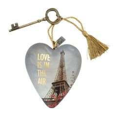 Love is in the Air Art Heart - ART HEARTS - COLLECTABLES
