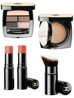 Chanel Les Beiges Collection Summer 2017, летняя коллекция макияжа Chanel 2017