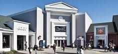Strip Mall - Woodbury Commons