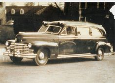 Grady ambulances responded to the tragic Winecoff Hotel fire in 1946 in which over 144 persons perished.