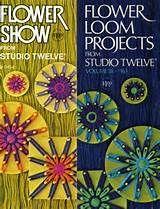 Vintage flower loom booklets by Studio Twelve