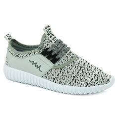 Sports Style Letter and Splicing Design Men's Casual Shoes