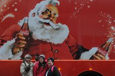 Hundreds turn out to see the much-loved Coca-cola truck in Cardiff Coca Cola Christmas, Christmas Countdown, Cardiff, Wales, Trucks, Welsh Country, Truck