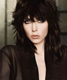 edie campbell black hair - Google Search