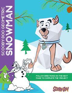 #ScoobyDoo #SnowMan