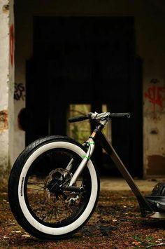 Carlos Garcia de Vega Drift Trike from Guijuelo Sliders
