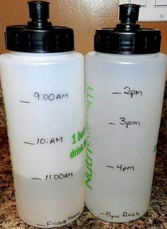 How much water do u drink? Keep track and know if it drinking enough water daily