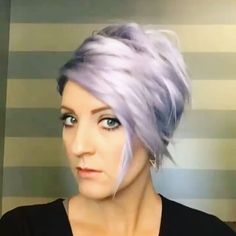 #shorthairtutorialmonday Part 2 of the twists. Refer to previous video for the how to in writing. #nothingbutpixies #behindthechair #shorthair #emilyandersonstyling