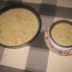 Cómo hacer una sopa de sémola
