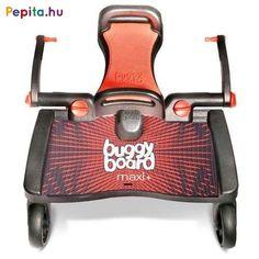 Jellemzői:   - Valamennyi MamaKiddies babakocsival kompatibilis   - A szettben található adapter segítségével könnyen felszerelhető a babakocsi hátsó részére   - Terhelhetősége: 20 kg