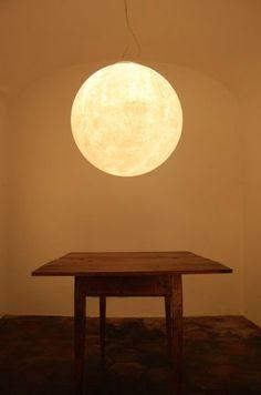#Lampada #Luna di #In-es.artdesign