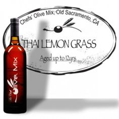 "Thai Lemongrass/Mint White Balsamic Condimento - One reviewer said, ""Refreshing and light...Love this balsamic. It was the first one I ever bought from there and is a repeat in my balsamic rotation."""