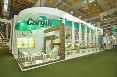 Estande da Cargill na APAS 2012, Feira Internacional de Negócios em Supermercados que acontece de 07 a 10 de maio, no Expo Center Norte, em São Paulo. Veja mais fotos aqui e conheça também o site da agência: www.altacomunicazione.com.br