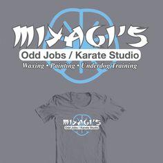 Miyagi's Odd Jobs / Karate Studio