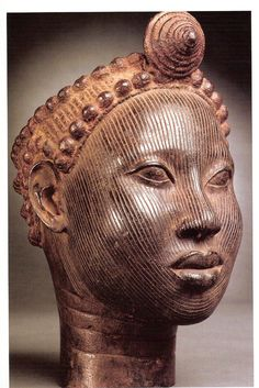 Remember Who You Are, African-Descendent: Ancient pre-colonial African sculpture and civilizations