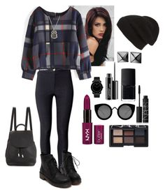 """""""I'm taking back the crown, I'm all dressed and naked, I see what's mine and take it"""" by da-lee-joy ❤ liked on Polyvore featuring H&M, Revlon, Phase 3, Quay, NARS Cosmetics, MAC Cosmetics, Waterford, Movado and rag & bone"""