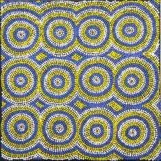 Artiste de la communauté de Yuendumu
