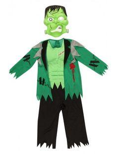Kids Frankenstein Dress Up
