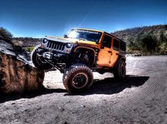 Forbidden Jeeps Rock