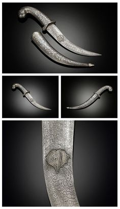 Jambiya Dagger. Dated: 19th century. Culture: Moroccan.