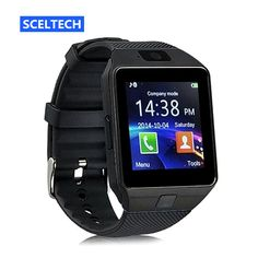 SCELTECH WristWatch SC09 Bluetooth Smart Watch Sport Pedometer Support SIM Card Camera Smartwatch For Android iPhone Smartphone //Price: $26.99 & FREE Shipping //     #hashtag4
